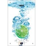 Колонка газова Zanussi GWH 10 Fonte Class Lime
